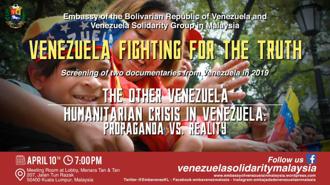 Venezuela Fighting for the Truth