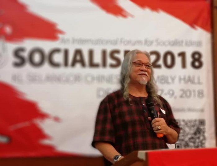 Dr Nasir Hashim; Sosialisme & Agama