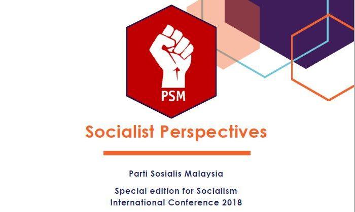 Socialist Perspectives 12 – Special Edition (Socialism (International) 2018)