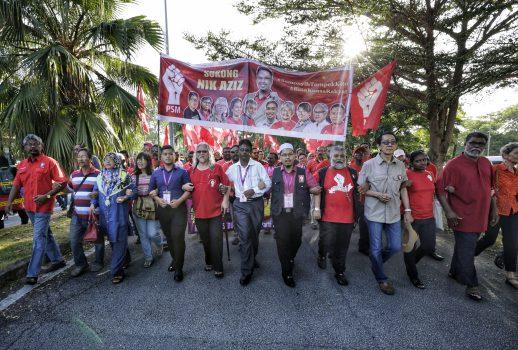 PSM boleh menerajui 'Kuasa Progresif Ketiga' dalam PRK Semenyih – oleh Kua Kia Soong