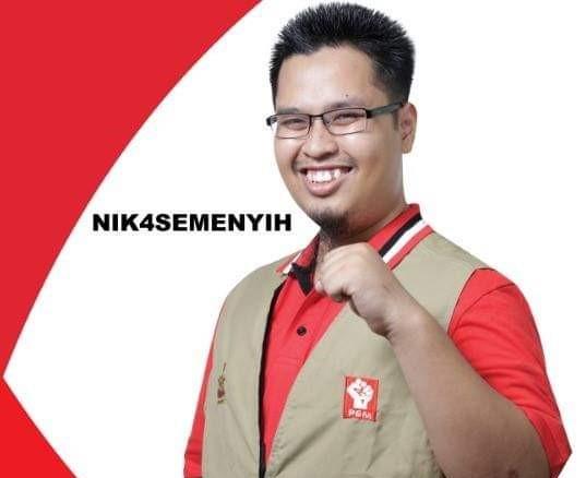 Nik Aziz Afiq calon PSM untuk PRK Semenyih
