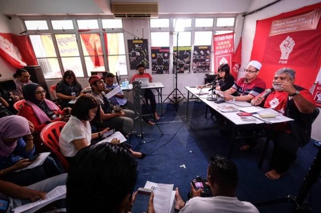 Manifesto PSM desak kembalikan projek rumah kos rendah