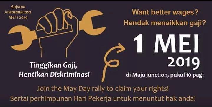 May Day Rally 2019
