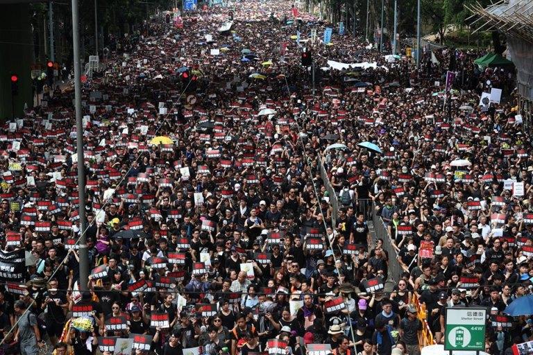 Hong Kong di persimpangan kritikal