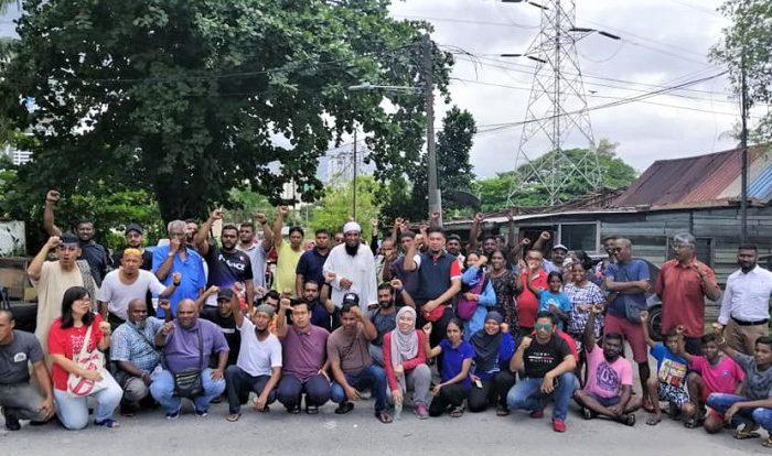 Penduduk Kampung Segambut Permai yang diusir akan dapat rumah alternatif