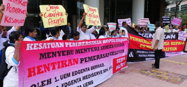 UEM Edgenta: A Government Linked Company and a Union Buster?
