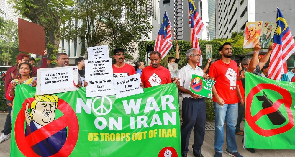 PSM, NGOs call for end of military action against Iran