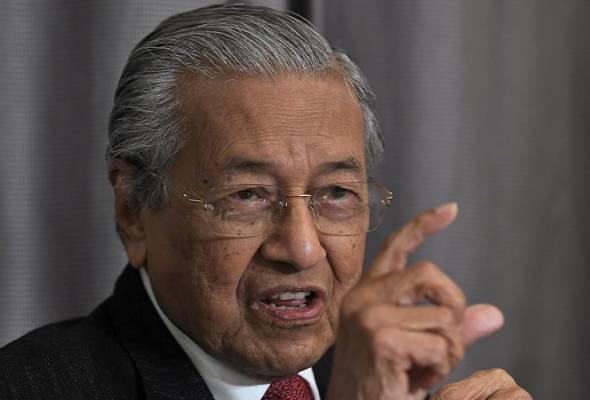 Mengapa Mahathir mahu hidupkan kembali mayat mumia yang sudah mati?